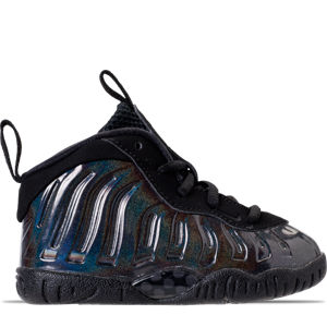 Boys' Toddler Nike Little Posite One Basketball Shoes