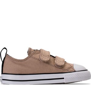 Boys' Toddler Converse Chuck Taylor All Star Ox Hook-and-Loop Casual Shoes
