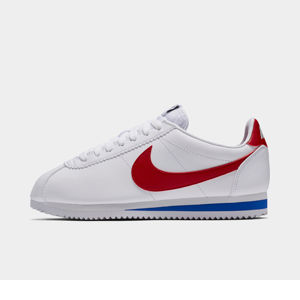 Women's Nike Classic Cortez Leather Casual Shoes Product Image