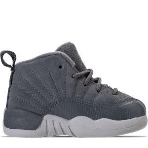 Boys' Toddler Air Jordan Retro 12 Basketball Shoes Product Image