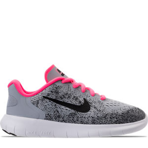 Girls' Preschool Nike Free RN 2017 Running Shoes Product Image