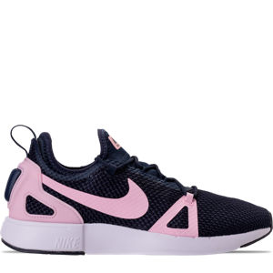 Girls' Grade School Nike Duel Racer Running Shoes Product Image