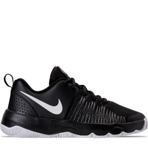 Boys' Grade School Nike Team Hustle Quick Basketball Shoes