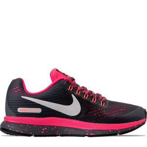 Girls' Grade School Nike Zoom Pegasus 34 Shield Running Shoes Product Image