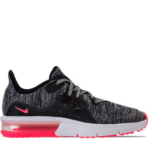 Girls' Grade School Nike Air Max Sequent 3 Running Shoes Product Image