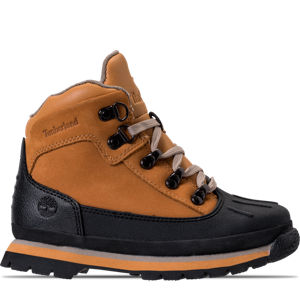 Boys' Grade School Euro Hiker Shell Toe Boots Product Image