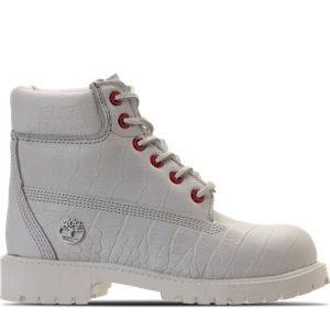 Kids' Preschool Timberland White Serpent 6 Inch Classic Boots