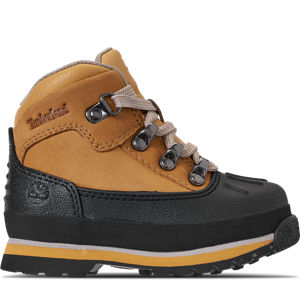 Boys' Toddler Timberland Euro Hiker Shell Toe Boots