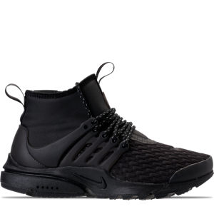 Women's Nike Air Presto Mid Utility Premium Casual Shoes