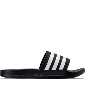 Women's adidas adilette Cloudfoam Plus Slide Sandals Product Image