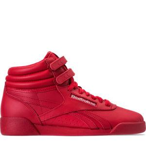 Girls' Grade School Reebok Freestyle Hi Casual Shoes Product Image