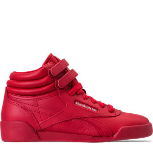 Girls' Preschool Reebok Freestyle Hi Casual Shoes