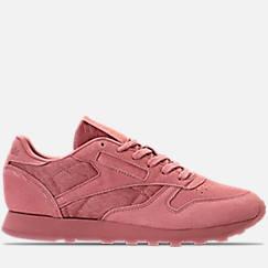 e93cddcb0c95 Women s Reebok Classic Leather Gum Casual Shoes
