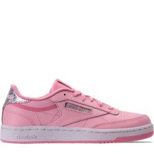 Girls' Grade School Reebok Club C Casual Shoes