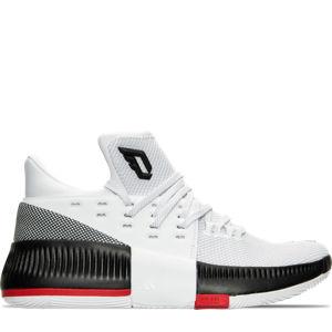 Boys' Grade School adidas Dame 3 Basketball Shoes Product Image