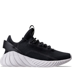 Boys' Grade School adidas Tubular Doom Sock Primeknit Casual Shoes  Product Image