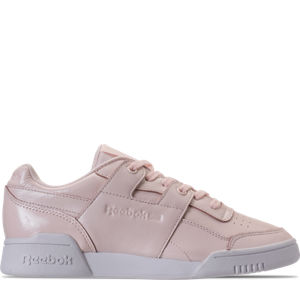 Women's Reebok Workout Plus Iridescent Casual Shoes Product Image