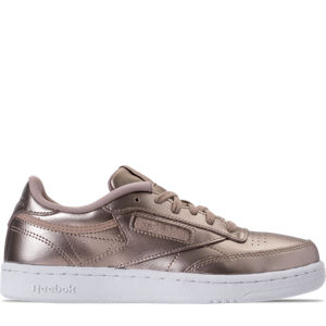 Girls' Grade School Reebok Club C Gigi Casual Shoes