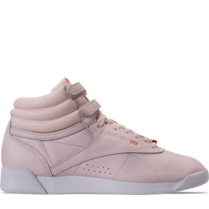 Women's Reebok Freestyle Hi Muted Casual Shoes Product Image