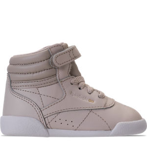 Girls' Toddler Reebok Freestyle Hi Muted Casual Shoes Product Image