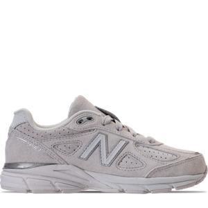 Girls' Grade School New Balance 990 V4 Running Shoes