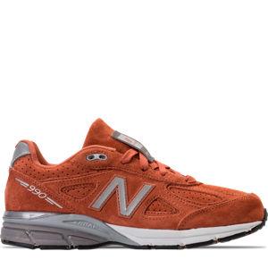 Boys' Grade School New Balance 990 V4 Running Shoes