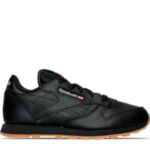 Boys' Preschool Reebok Classic Leather Casual Shoes