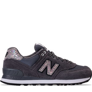 Women's New Balance 574 Shattered Pearl Casual Shoes Product Image