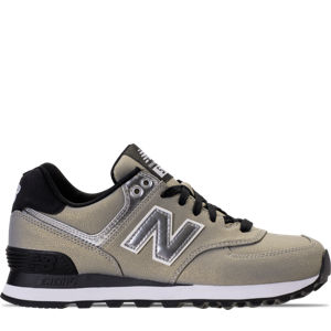 Women's New Balance 574 Seasonal Shimmer Casual Shoes Product Image